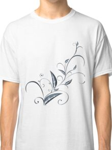 Abstract Plant Classic T-Shirt