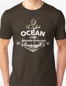 The Ocean Is Mine Unisex T-Shirt