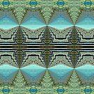 Earth and Sky Kaleidoscope by Charldia
