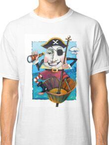 Humpty Dumpty the Pirate Classic T-Shirt