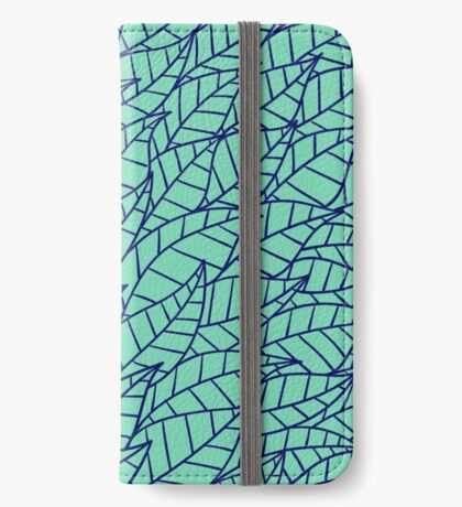 Nature iPhone Wallet