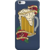Another Round in Color iPhone Case/Skin