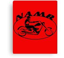 N.A.M.R cruiser Canvas Print