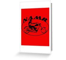 N.A.M.R cruiser Greeting Card