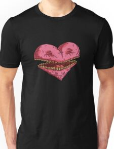 heart of laughter... Unisex T-Shirt