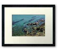 Irish Coastline 1 Framed Print