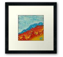Cliffs Framed Print