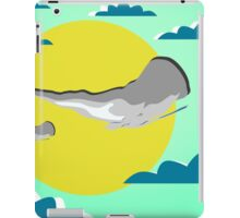 whale life  iPad Case/Skin