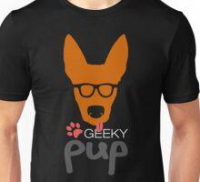 Geeky Pup Unisex T-Shirt
