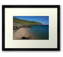 Irish Coastline 2 Framed Print