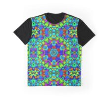 Insane 3D Cell Shading Kaleid Graphic T-Shirt