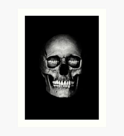 Sandman: Corinthian Skull Art Print