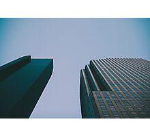 Houston Sky Photographic Print