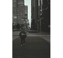 The Crosswalk Photographic Print
