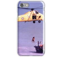 The Rescue, Broadstairs, Kent, 1980 iPhone Case/Skin