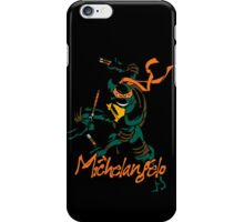 Michelangelo 2K3  iPhone Case/Skin