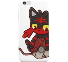 Litten's Ball of Yarn iPhone Case/Skin