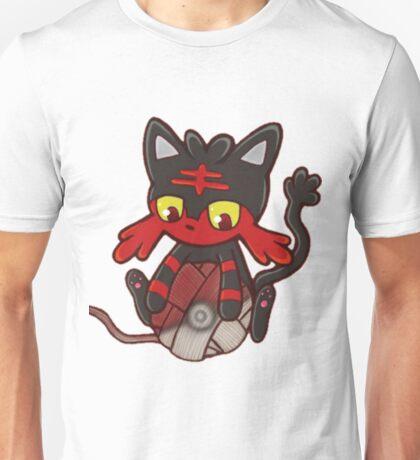 Litten's Ball of Yarn Unisex T-Shirt