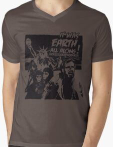 Planet of the Apes  Mens V-Neck T-Shirt