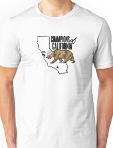 California Champions - Helmet T-Shirt