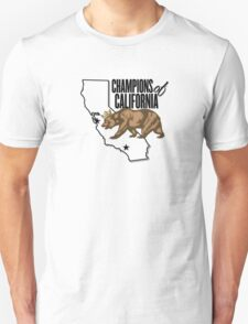 California Champions - Crown T-Shirt