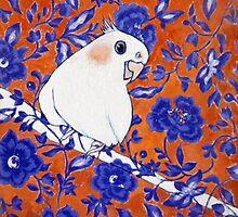 """Snow Ball by Belinda """"BillyLee"""" NYE (Printmaker)"""