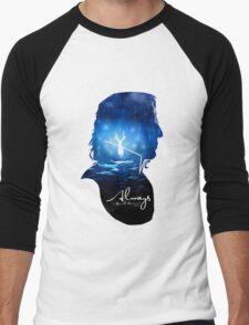 alan rickman Men's Baseball ¾ T-Shirt