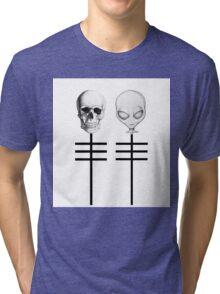 Twenty One Pilots Clique Logo Tri-blend T-Shirt
