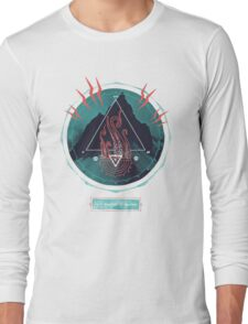 Mountain of Madness Long Sleeve T-Shirt