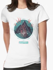 Mountain of Madness Womens Fitted T-Shirt