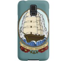 Traditional Ship in Color Samsung Galaxy Case/Skin