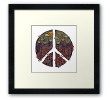 Peaceful Landscape Framed Print