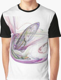 Random Fractal 3 Graphic T-Shirt