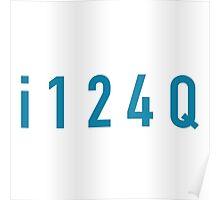 i124Q Poster