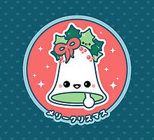 Kawaii Christmas Bell by sugarhai