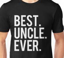 Best Uncle Ever Unisex T-Shirt