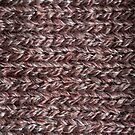 Brown Knitting by Hege Nolan