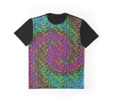 Oil Spilled Graphic T-Shirt