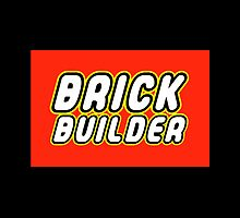 BRICK BUILDER by Customize My Minifig by ChilleeW