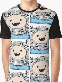 Aztec Finn Graphic T-Shirt