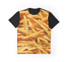 Fries Graphic T-Shirt