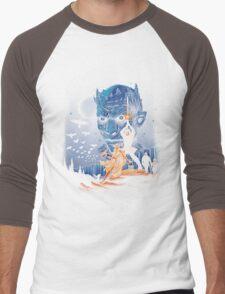 throne wars Men's Baseball ¾ T-Shirt