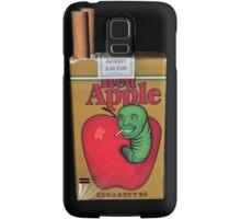 Red apple Samsung Galaxy Case/Skin