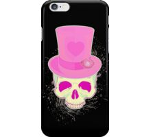 Pop Skull - Large iPhone Case/Skin
