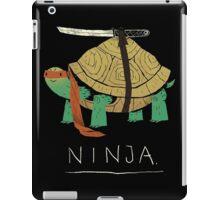 Real Ninja Turtle iPad Case/Skin