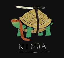 Real Ninja Turtle Unisex T-Shirt