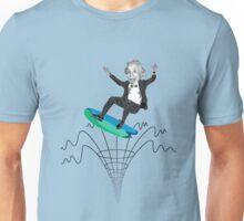 Gravity Waves Unisex T-Shirt