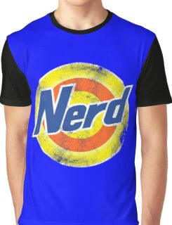 Cool Nerd Graphic T-Shirt