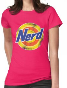 Cool Nerd Womens Fitted T-Shirt