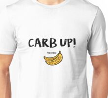 CARB UP - Go vegan Unisex T-Shirt